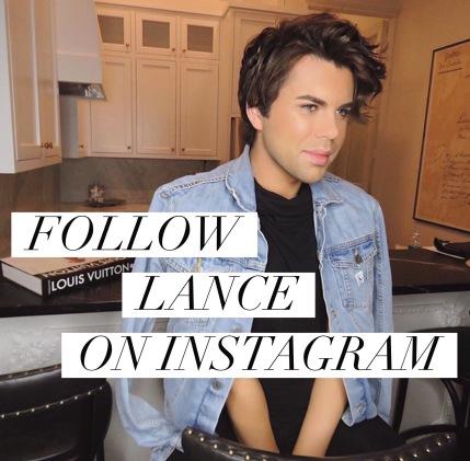 Follow Lance on IG