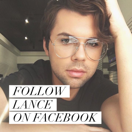 Follow Lance on FB