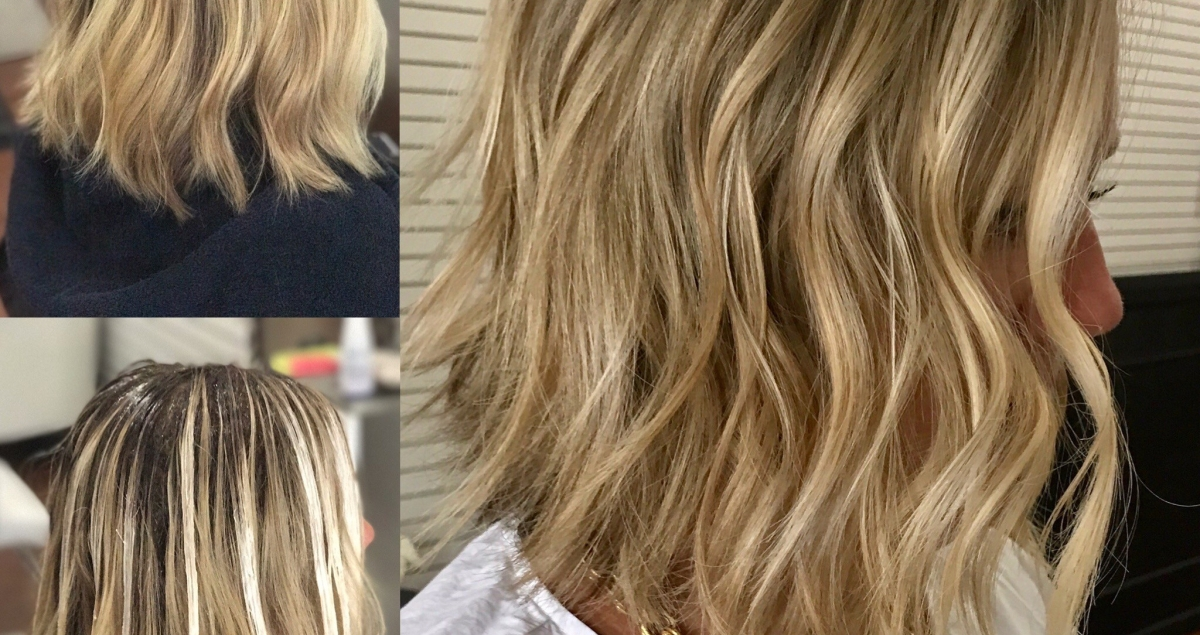 Easy Maintenance Transition Into Fall Blondes Edward Wright Designs